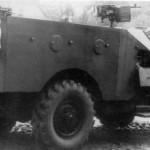 БТР-40 (SPW-40) химической разведки армии Восточной Германии