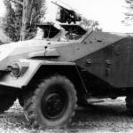 БТР-40 на службе в армии Восточной Германии ( SPW-40 )