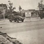 Два БТР 40 (SPW40) Берлинская Стена 1961 г.