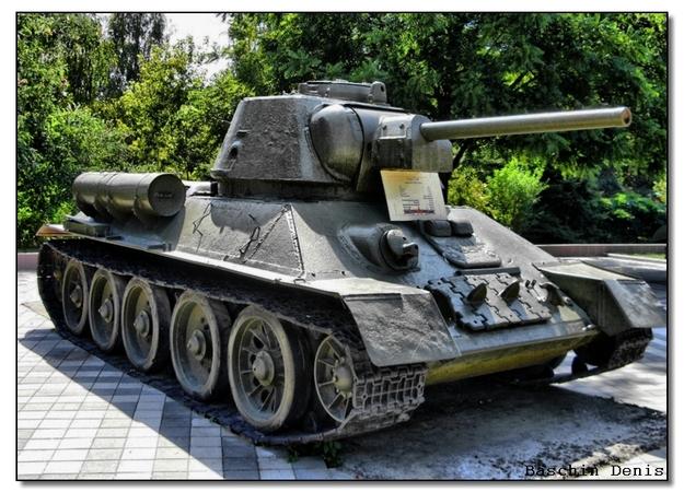 — советский средний танк периода