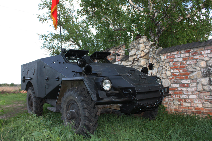 БТР-40