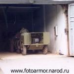 Бронетранспортёр БТР-40.