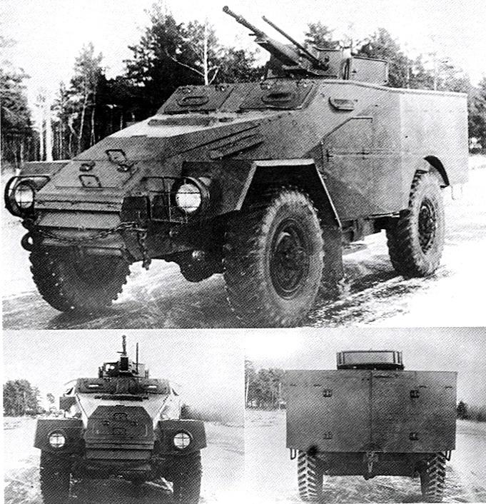 ГАЗ-40 №1
