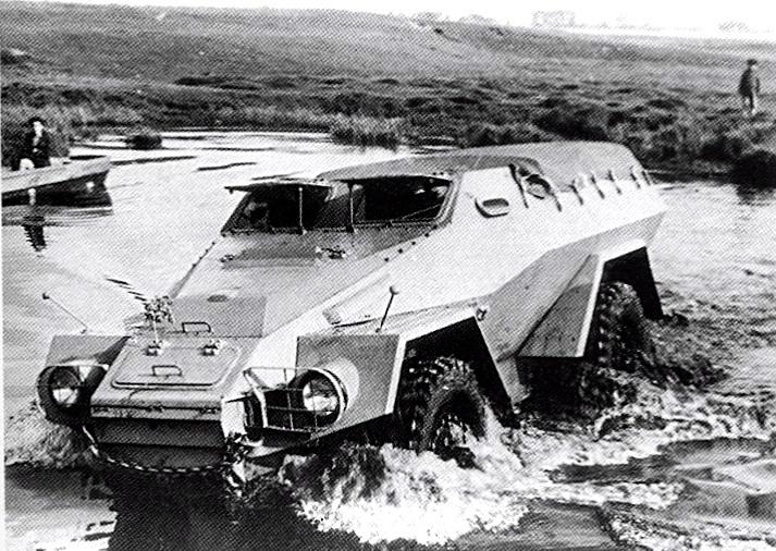 ГАЗ-40 №2