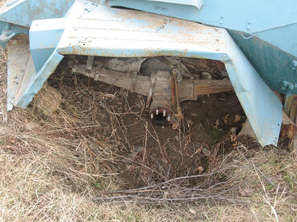 БТР-40 (Комгарон, Северная Осетия)